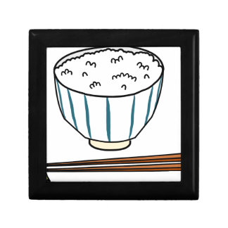Japanese Rice Bowl Gift Box