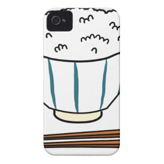 Japanese Rice Bowl iPhone 4 Covers