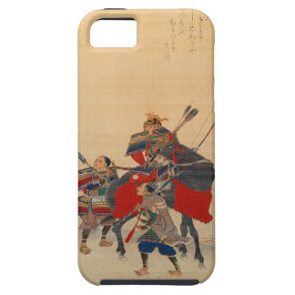 Japanese Samurai (#03) iPhone 5 Case