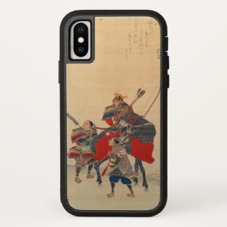 Japanese Samurai (#03) iPhone X Case
