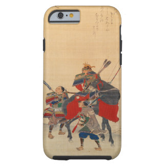 Japanese Samurai (#03) Tough iPhone 6 Case