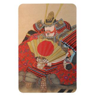 Japanese Samurai Magnet