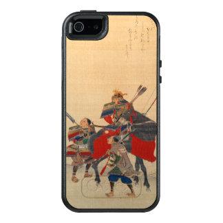 Japanese Samurai OtterBox iPhone 5/5s/SE Case