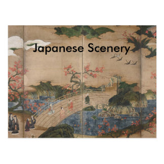 Japanese Scenery For Any Occasion Postcard