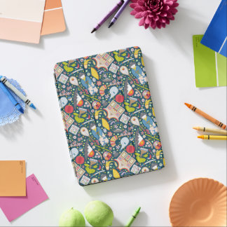 Japanese Seamless Pattern iPad Air Cover