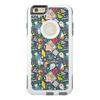 Japanese Seamless Pattern OtterBox iPhone 6/6s Plus Case