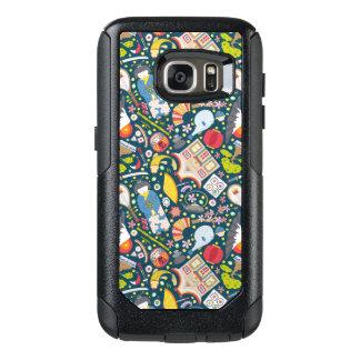 Japanese Seamless Pattern OtterBox Samsung Galaxy S7 Case