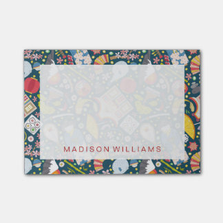 Japanese Seamless Pattern Post-it® Notes