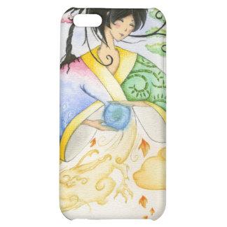 Japanese Seasons iPhone 5C Cases