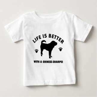 Japanese shar pei dog baby T-Shirt