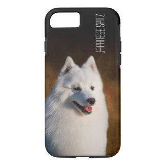 Japanese Spitz Phone Case