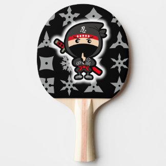 Japanese style Ninja Ping Pong Paddle