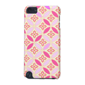 Japanese-style Shippo Pink Vivid iPod Touch 5G Cas