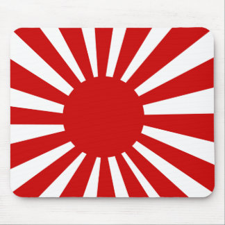 Japanese Sun Mousepad
