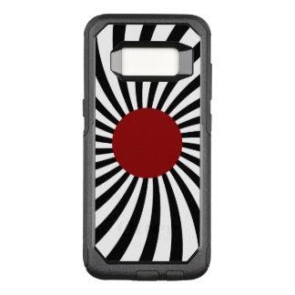 Japanese Sun Theme OtterBox Commuter Samsung Galaxy S8 Case