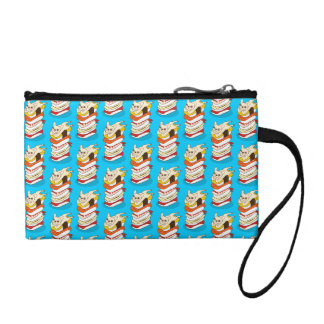 Japanese sushi night for the cute French Bulldog Coin Purse