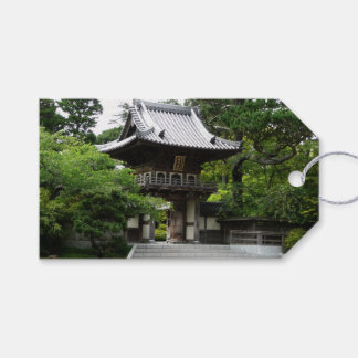 Japanese Tea Garden in San Francisco Gift Tags