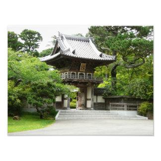 Japanese Tea Garden Photo Print