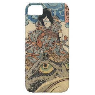 Japanese Toad Art Barely There iPhone 5 Case