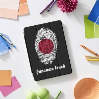 Japanese touch fingerprint flag iPad air cover