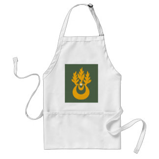 Japanese traditional pattern - symbol aprons