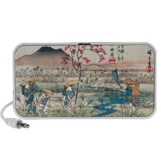Japanese Travel Art Speaker