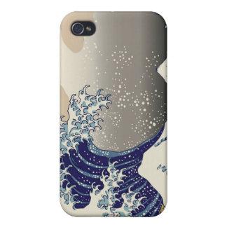 Japanese Tsunami iPhone 4/4S Case