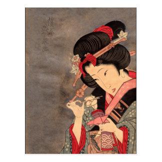 Japanese Ukiyoe Art vol.2 Postcard