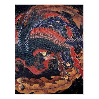 Japanese Ukiyoe Art vol.9, Katsushika Hokusai Post Card