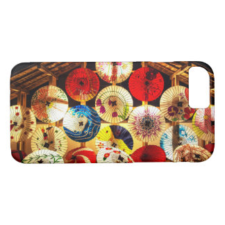 Japanese umbrella iPhone 8/7 case