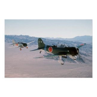 Japanese Val Type 99's Poster