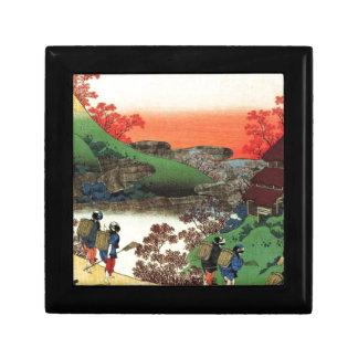 Japanese Village Gift Box