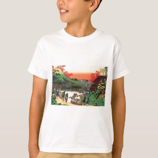 Japanese Village T-Shirt