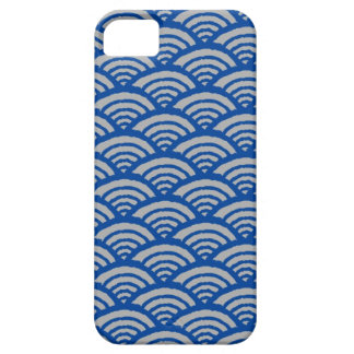 Japanese Wave Pattern iPhone 5 Cover