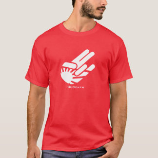 "Japanese White ""Shocker"" T-Shirt"