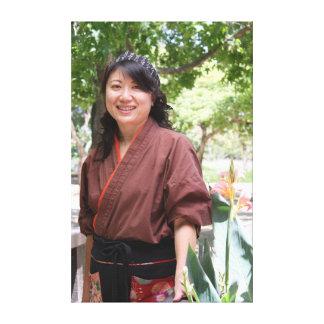Japanese Women Canvas Prints