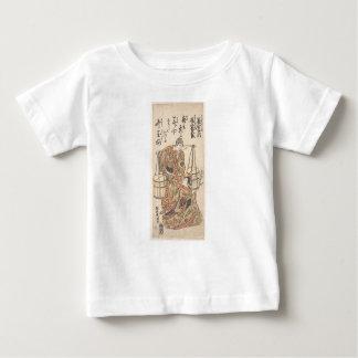 Japanese Woodprint Baby T-Shirt