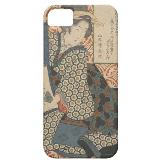 Japanese Woodprint Case For The iPhone 5
