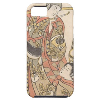 Japanese Woodprint iPhone 5 Cases