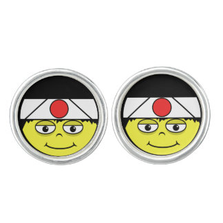 JapanFace Cuff Links