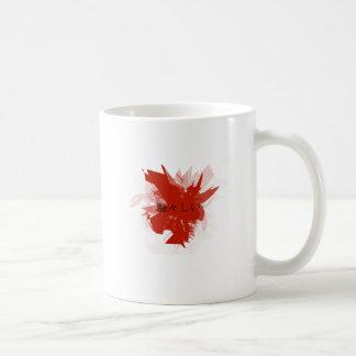 Japan's Loud style Basic White Mug