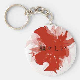 Japan's Loud style Key Chains