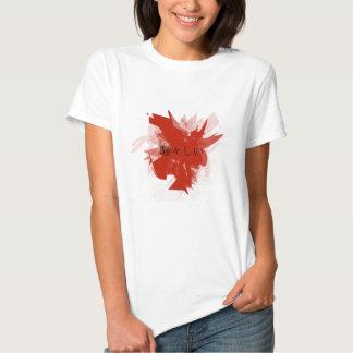 Japan's Loud style T Shirts