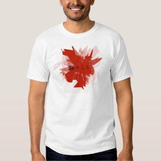 Japan's Loud style T-shirts