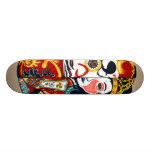 Japenese Dharma Skateboard