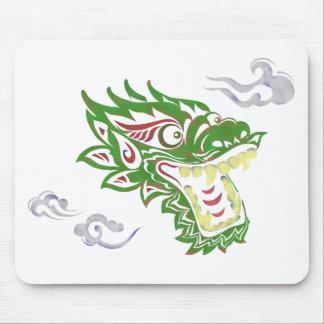 Japonias dragon mouse pad