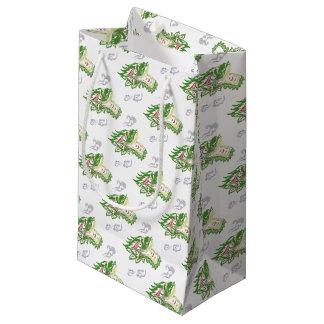 Japonias dragon small gift bag