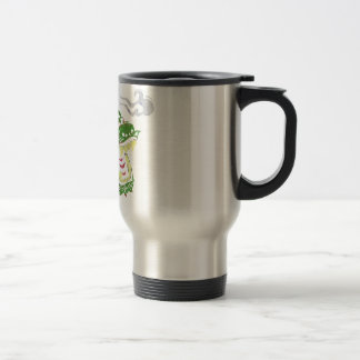 Japonias dragon travel mug