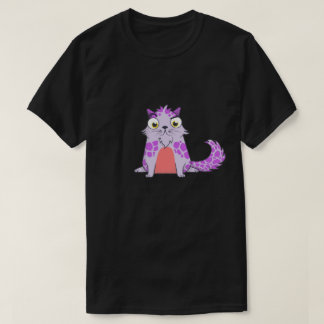 Jaque CryptoKittie T-Shirt