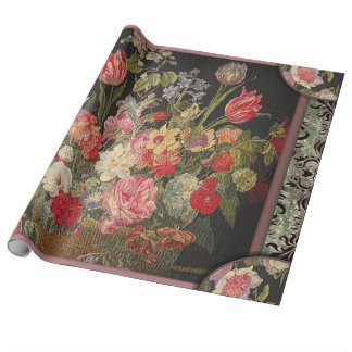 Jaquebloom Floral rip-resistant Wrapping Paper